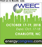 SkyFoundry will Exhibit at WEEC 2018 in Charlotte Oct 17-19