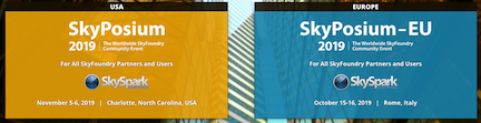 SkyPosium North America Dates Announced – Nov 5-6 in Charlotte NC